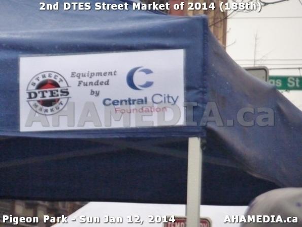 127 AHA MEDIA sees DTES Street Market on Sun Jan 12, 2014