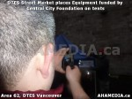 13 AHA MEDIA sees DTES Street Market place Sponsorship by Central City Foundation on Tents