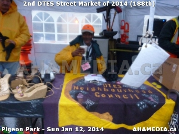 133 AHA MEDIA sees DTES Street Market on Sun Jan 12, 2014