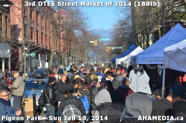 137 AHA MEDIA sees DTES Street Market on Sun Jan 19, 2014