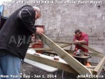 137 AHA MEDIA sees HXBIA Tool test fit solar panel mount on New Year Day Jan 1, 2014
