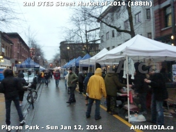 138 AHA MEDIA sees DTES Street Market on Sun Jan 12, 2014