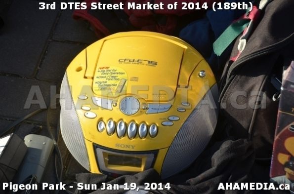 144 AHA MEDIA sees DTES Street Market on Sun Jan 19, 2014