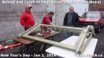 151 AHA MEDIA sees HXBIA Tool test fit solar panel mount on New Year Day Jan 1, 2014