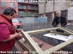 159 AHA MEDIA sees HXBIA Tool test fit solar panel mount on New Year Day Jan 1, 2014