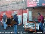 16 AHA MEDIA sees DTES Street Market new vendor tables in Vancouver on Jan 3,2013