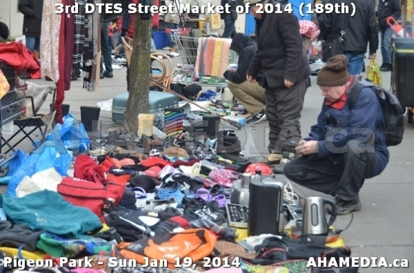 16 AHA MEDIA sees DTES Street Market on Sun Jan 19, 2014