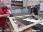 160 AHA MEDIA sees HXBIA Tool test fit solar panel mount on New Year Day Jan 1, 2014