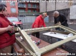 161 AHA MEDIA sees HXBIA Tool test fit solar panel mount on New Year Day Jan 1, 2014