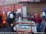 17 AHA MEDIA sees DTES Street Market new vendor tables in Vancouver on Jan 3,2013