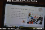 21 AHA MEDIA sees DTES Street Market Vendor Meeting on Sat Jan 4, 2014 in Vancouver