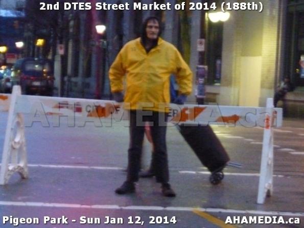 210 AHA MEDIA sees DTES Street Market on Sun Jan 12, 2014