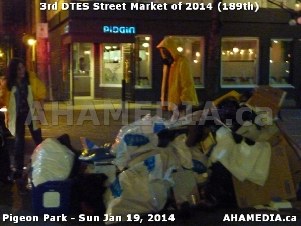 222 AHA MEDIA sees DTES Street Market on Sun Jan 19, 2014