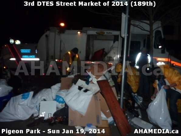 230 AHA MEDIA sees DTES Street Market on Sun Jan 19, 2014