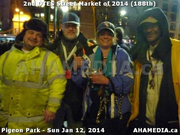 236 AHA MEDIA sees DTES Street Market on Sun Jan 12, 2014