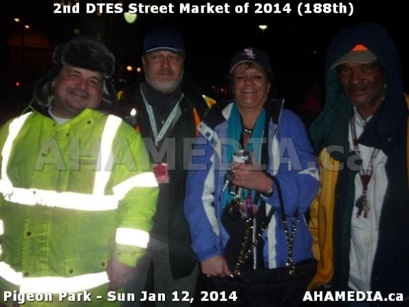239 AHA MEDIA sees DTES Street Market on Sun Jan 12, 2014