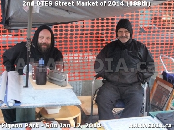 24 AHA MEDIA sees DTES Street Market on Sun Jan 12, 2014