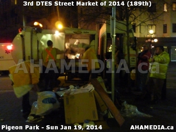 240 AHA MEDIA sees DTES Street Market on Sun Jan 19, 2014