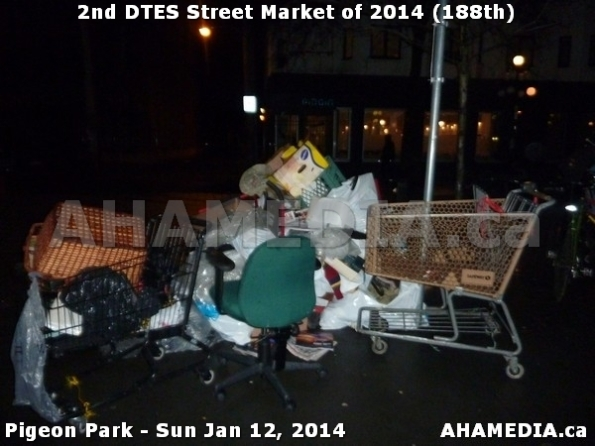 247 AHA MEDIA sees DTES Street Market on Sun Jan 12, 2014