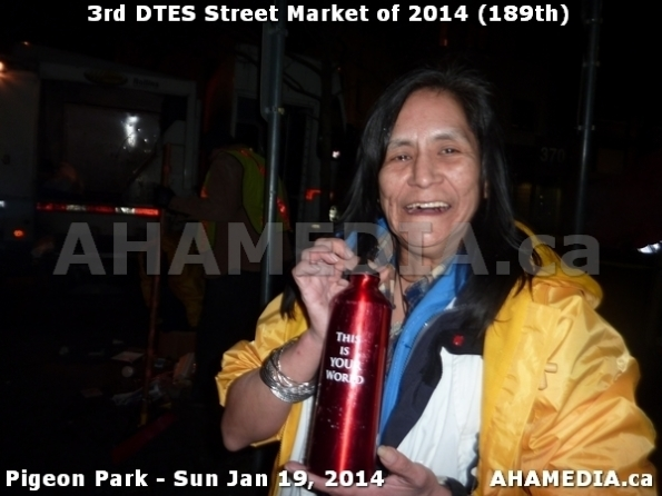 259 AHA MEDIA sees DTES Street Market on Sun Jan 19, 2014