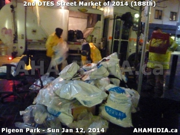 261 AHA MEDIA sees DTES Street Market on Sun Jan 12, 2014