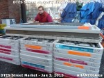 28 AHA MEDIA sees DTES Street Market new vendor tables in Vancouver on Jan 3,2013