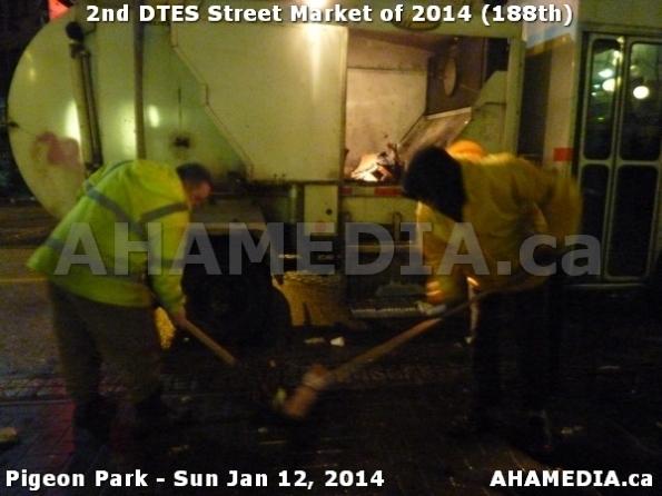309 AHA MEDIA sees DTES Street Market on Sun Jan 12, 2014