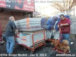 33 AHA MEDIA sees DTES Street Market new vendor tables in Vancouver on Jan 3,2013
