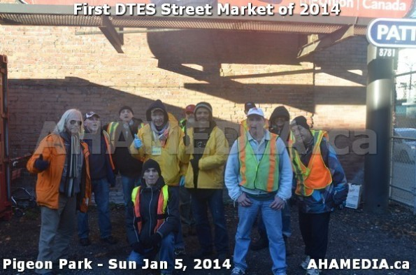 43 AHA MEDIA sees DTES Street Market on Sun Jan 5, 2013