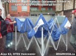 5 AHA MEDIA sees DTES Street Market place Sponsorship by Central City Foundation on Tents