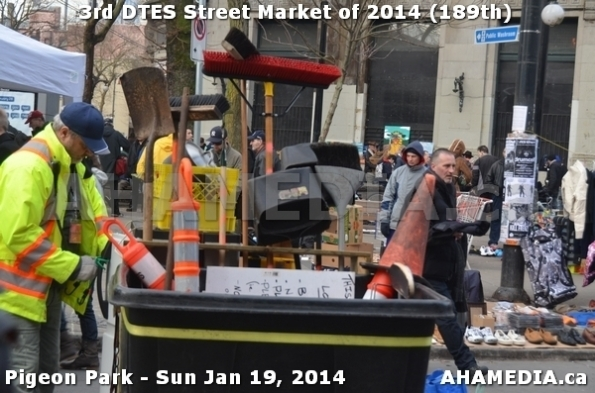 58 AHA MEDIA sees DTES Street Market on Sun Jan 19, 2014
