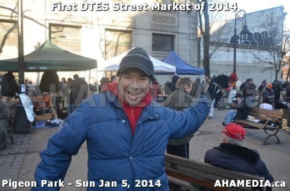60 AHA MEDIA sees DTES Street Market on Sun Jan 5, 2013