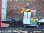 61 AHA MEDIA sees DTES Street Market new vendor tables in Vancouver on Jan 3,2013