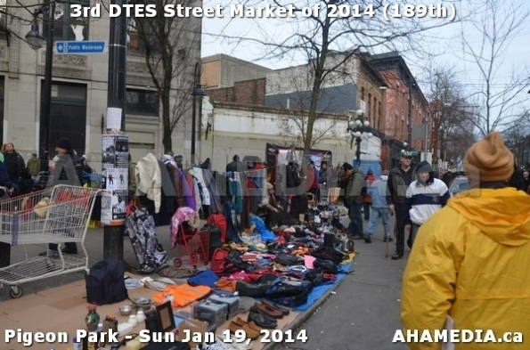 61 AHA MEDIA sees DTES Street Market on Sun Jan 19, 2014
