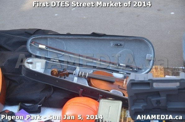 63 AHA MEDIA sees DTES Street Market on Sun Jan 5, 2013