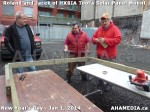 67 AHA MEDIA sees HXBIA Tool test fit solar panel mount on New Year Day Jan 1, 2014