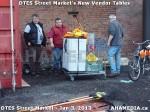 70 AHA MEDIA sees DTES Street Market new vendor tables in Vancouver on Jan 3,2013