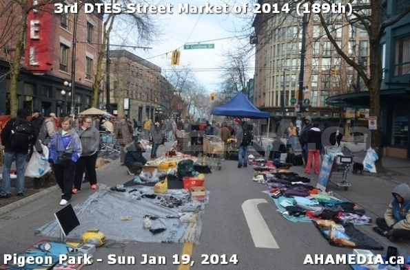 77 AHA MEDIA sees DTES Street Market on Sun Jan 19, 2014