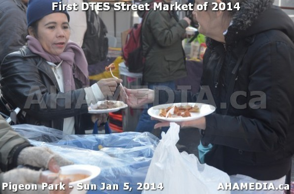 78 AHA MEDIA sees DTES Street Market on Sun Jan 5, 2013