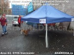 8 AHA MEDIA sees DTES Street Market place Sponsorship by Central City Foundation on Tents