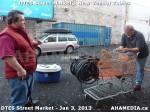 81 AHA MEDIA sees DTES Street Market new vendor tables in Vancouver on Jan 3,2013