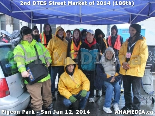 84 AHA MEDIA sees DTES Street Market on Sun Jan 12, 2014