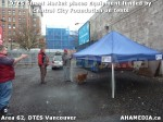 9 AHA MEDIA sees DTES Street Market place Sponsorship by Central City Foundation on Tents