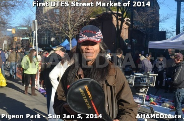 91 AHA MEDIA sees DTES Street Market on Sun Jan 5, 2013