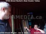 92 AHA MEDIA sees DTES Street Market new vendor tables in Vancouver on Jan 3,2013