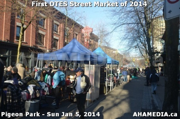 93 AHA MEDIA sees DTES Street Market on Sun Jan 5, 2013