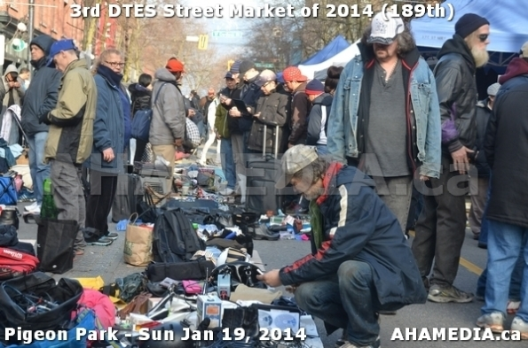 94 AHA MEDIA sees DTES Street Market on Sun Jan 19, 2014