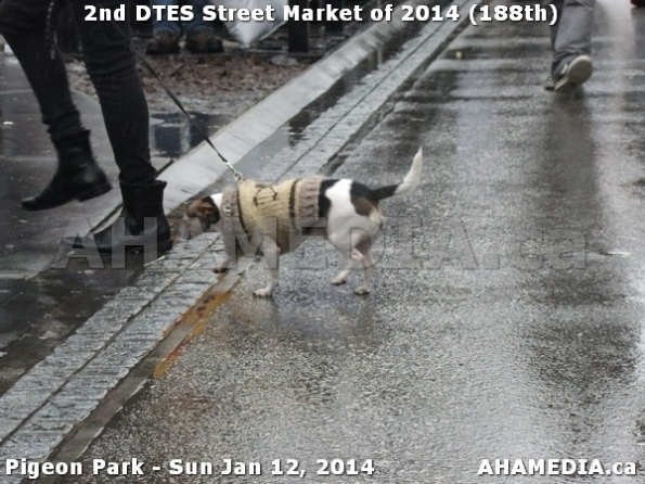 96 AHA MEDIA sees DTES Street Market on Sun Jan 12, 2014