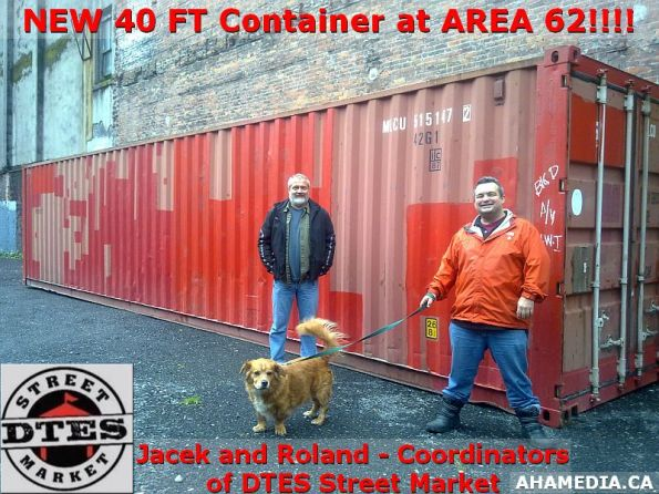 New 40ft container