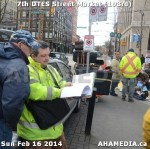 1 AHA MEDIA at DTES Street Market on Sun Feb 16 2014 in Vancouver